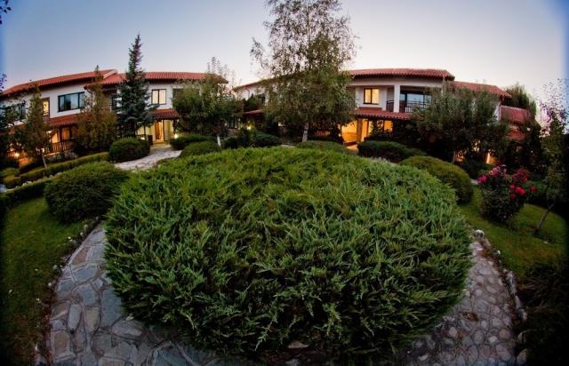 Хотелски комплекс Пири в Банско