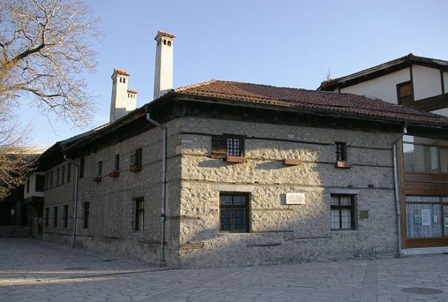 Къща - музей Никола Вапцаров