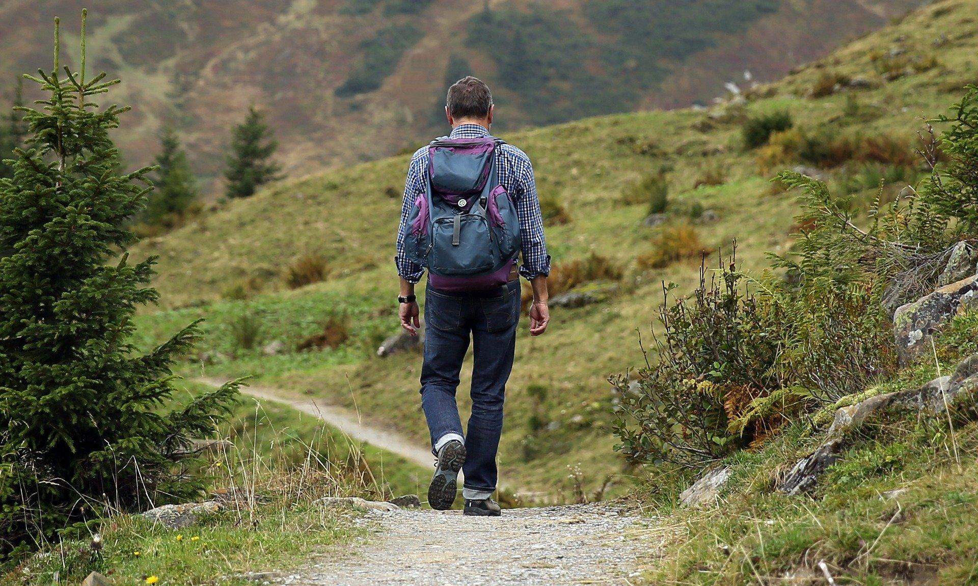 планинска разходка около Боровец