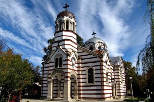 Църква Света Троица в Банско